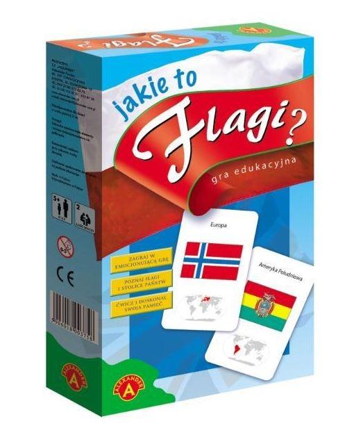 Jakie to flagi? mini (0399)