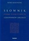 Słownik form fleksyjnych czasowników greckich Marinone Nino