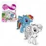 Zestaw kreatywny 3D My Little Pony