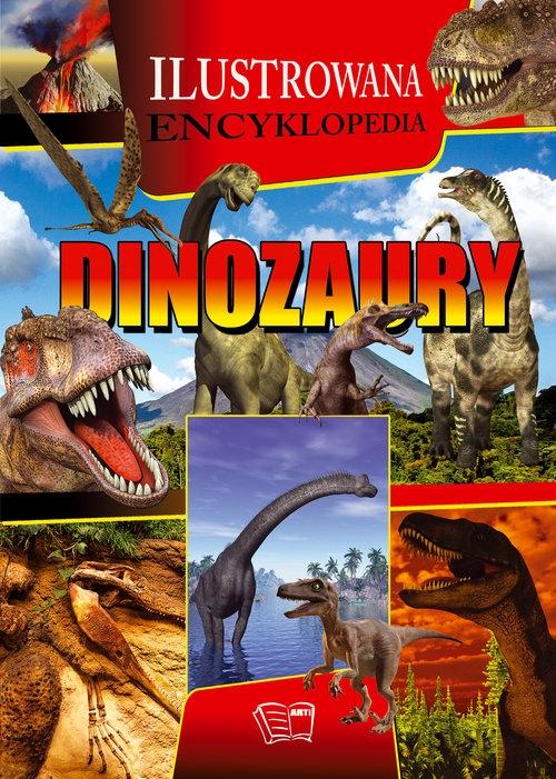 Dinozaury Ilustrowana encyklopedia