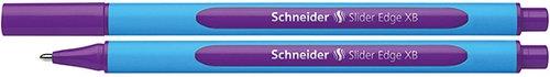 Długopis Schneider Slider Edge, XB, fioletowy
