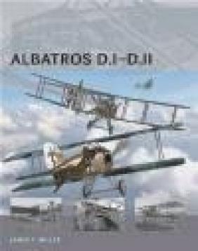 Albatros D.I-D.II James Miller