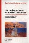 Los modos verbales en espaniol y en polaco