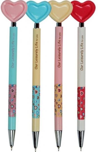Długopis ABP87573 0,5mm, 2 szt. - serce (315024)