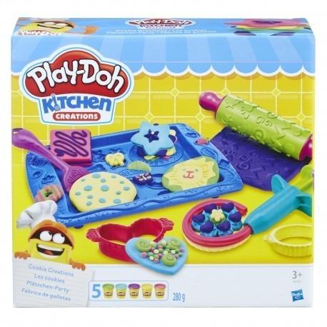 PlayDoh Słodkie ciastka (B0307p)