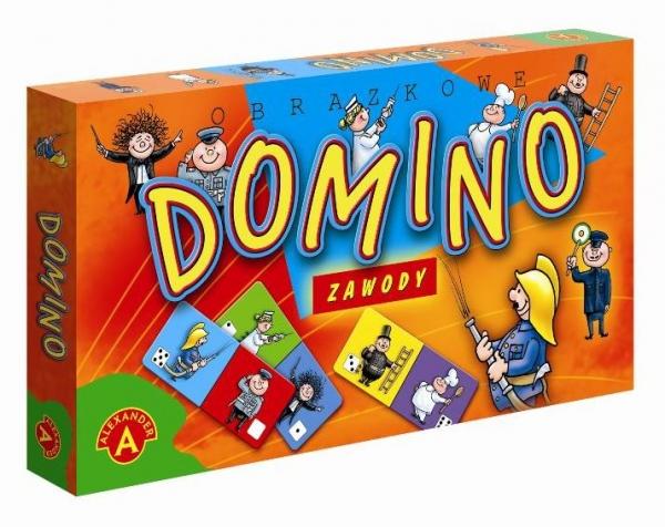 Domino zawody (0204) praca zbiorowa