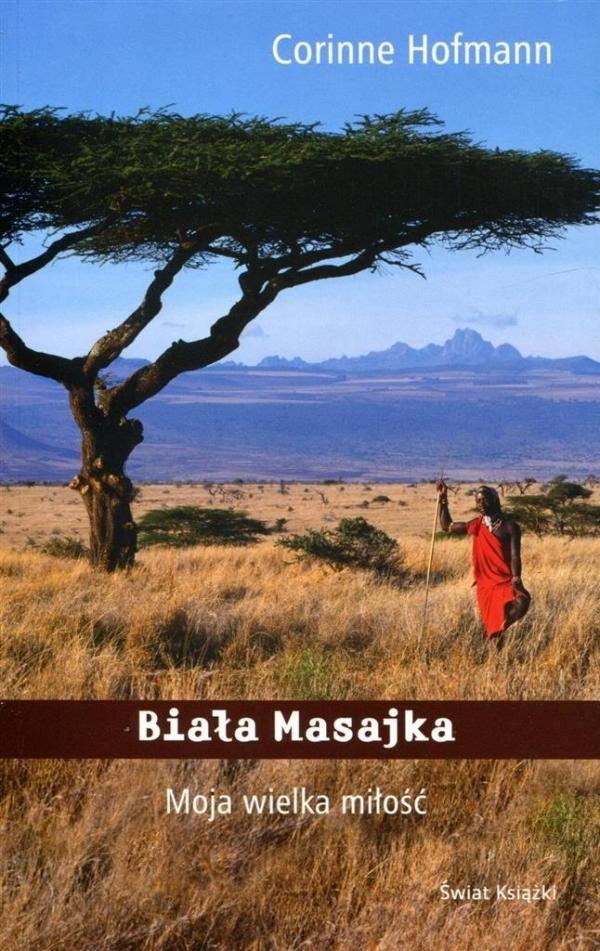 Biała Masajka Corinne Hofmann