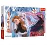 Puzzle 100: Frozen - Razem na zawsze (16399)