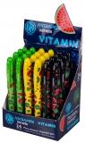 Pióro młodzieżowe Vitamin (203120001) mix kolorów