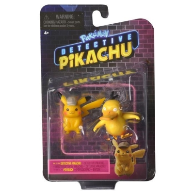 Pokemon: Detektyw Pikachu - Psyduck i Pikachu