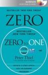 Zero to one  (Audiobook)Notatki o start-upach, czyli jak budować Thiel Peter, Masters Blake