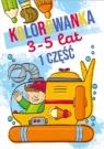Kolorowanka 3-5 lat cz.1 praca zbiorowa