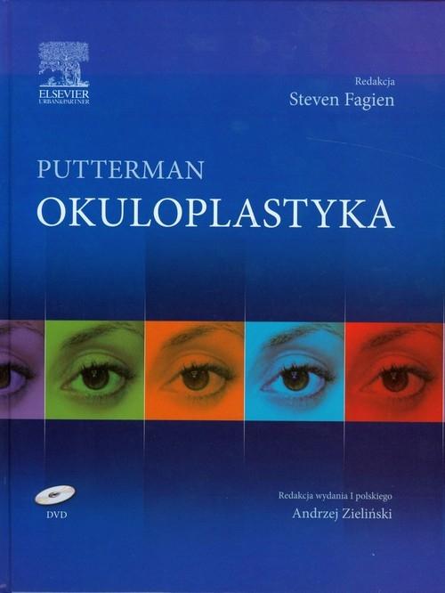 Okuloplastyka putterman +płyta dvd