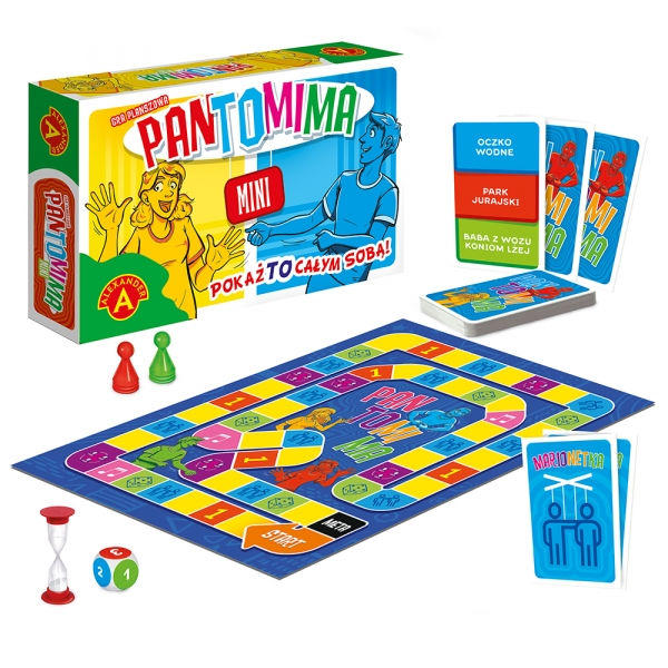 Pantomima Mini (1999)