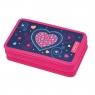 Piórnik z wyposażeniem 23 części Blue Hearts (50014248)