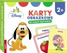 Disney Maluch Karty Obrazkowe Dla Małych Bystrzaków