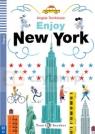 LA Enjoy New York książka + CD A2