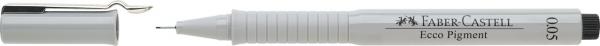 Cienkopis Ecco pigment 0,05mm czarny (166099 FC)