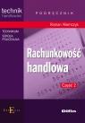 Rachunkowość handlowa Część 2 Podręcznik Technikum Szkoła Niemczyk Roman