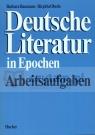 Deutsche Literatur in Epochen książka ćwiczeń (Arbeitsaufgaben)