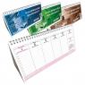 Kalendarz biurkowy 2021 poziomy mały EV-CORP
