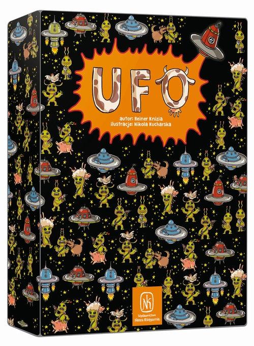 Ufo Knizia Reiner