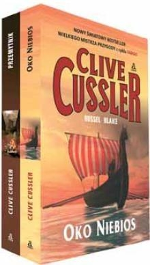 Przemytnik / Oko Niebios Cussler Clive