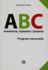 ABC mówienia czytania i pisania Program nauczania
