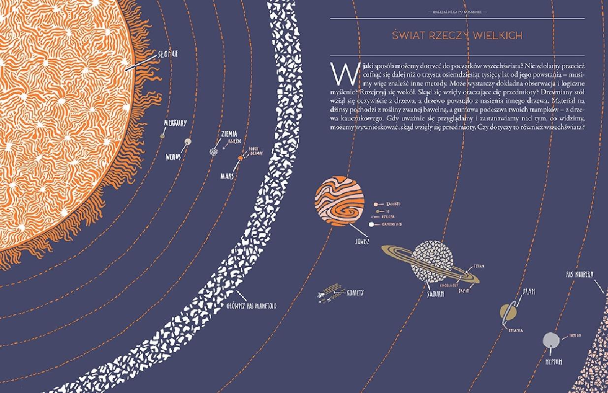 Kosmos. My i tajemnica nieskończoności Jan Paul Schutten