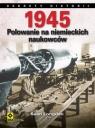 1945 Polowanie na niemieckich naukowców Longden Sean