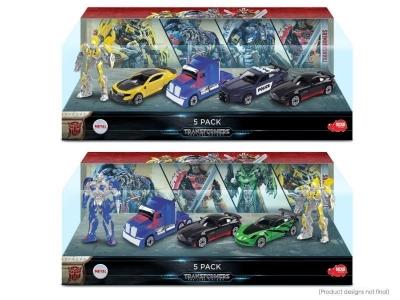 Transformers 5-pak, 2 rodzaje MIX