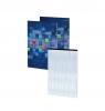 Blok notatnikowy A7/100k Office szyty