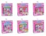 Shopins HappyPlaces S1 Lalka i 2 figurki mix