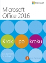 Microssoft Office 2016 Krok po kroku Lambert Joan; Curtis Frye