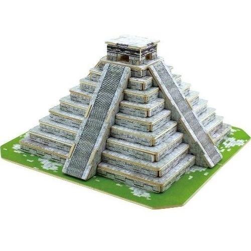 Puzzle Drewniana piramida (JPD561)