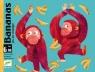 Gra karciana Banany (DJ05199) Wiek: 6+