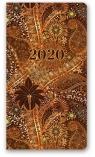 Kalendarz 2020 Tygodniowy A6 Soft Deseń 11TS