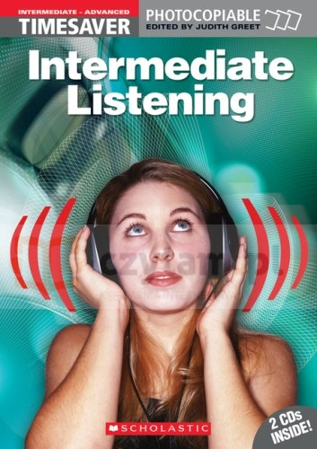 Intermediate Listening +CD Judith Greet
