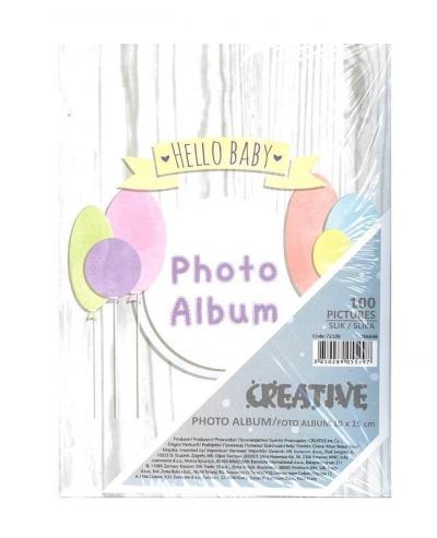 Album Foto Creative Hello Baby 100 zdjęć