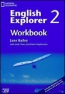 English Explorer 2 Workbook with CD