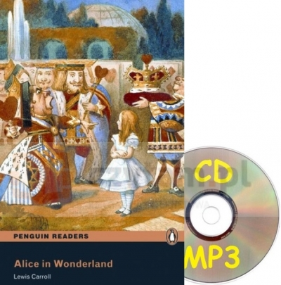 Pen. Alice in Wonderland bk/MP3 (2) Lewis Carroll