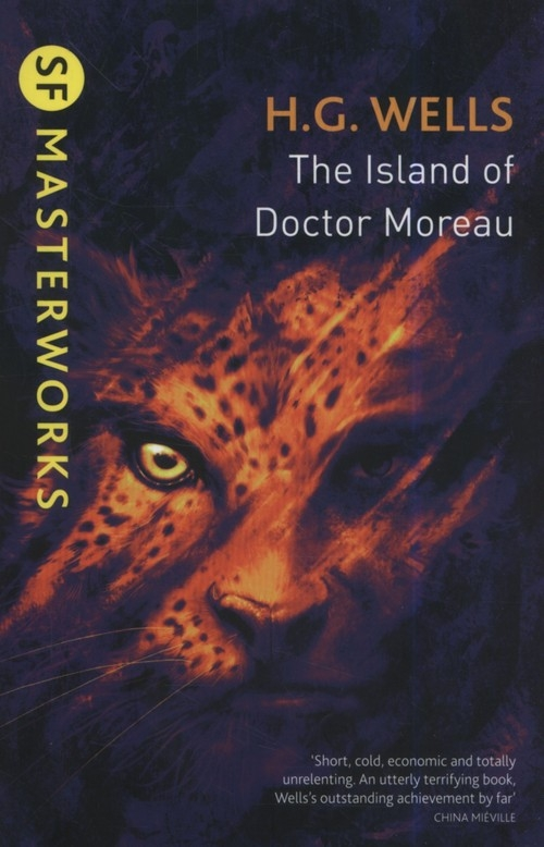 The Island Of Doctor Moreau Wells H.G.