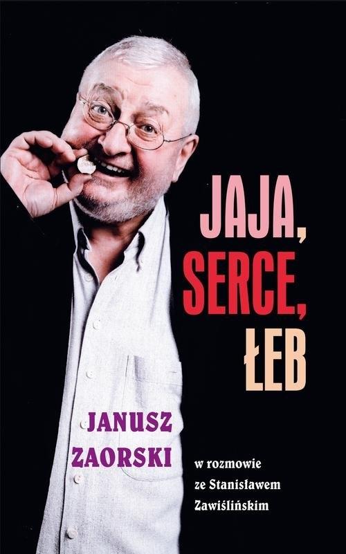 Jaja, serce, łeb Zaorski Janusz