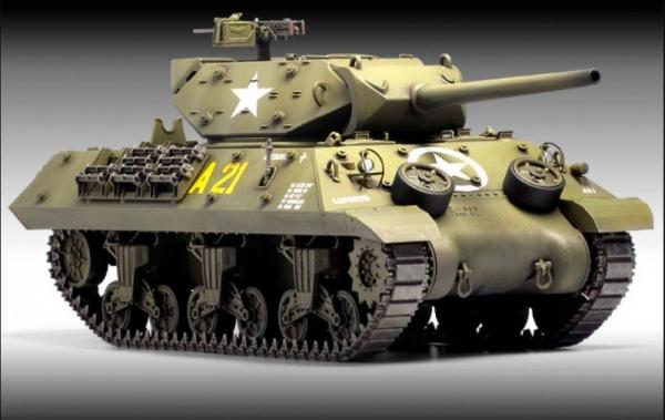 Model plastikowy M10 GMC U.S.Army (13288)
