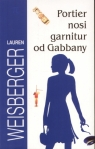Portier nosi garnitur od Gabbany Weisberger Lauren