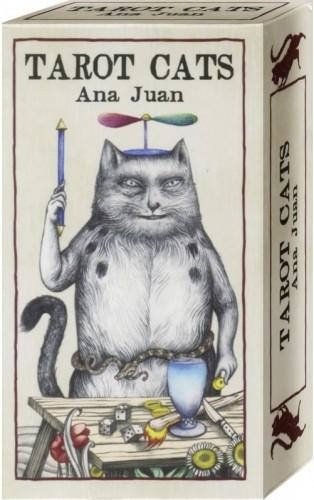 Tarot The Cats by Fournier FOURNIER