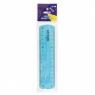 Linijka elastyczna Strigo 15 cm - niebieska