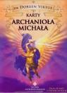 Karty Archanioła Michała Talia 44 kart z podręcznikiem Virtue Doreen