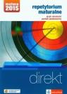 Direkt Repetytorium maturalne + 2CD Język niemiecki Poziom podstawowy