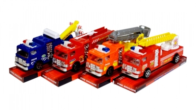 Ciężarówka straż